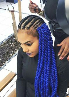 Crochet Yarn Braids : Crochet braids