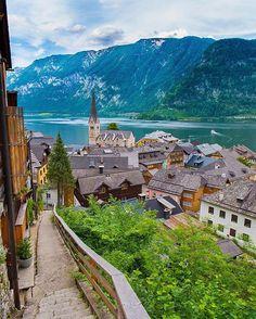 Beautiful Hallstatt, Áustria