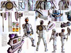 Detail Of Heroes: Kamen Rider Drive Type Dead Heat, Type Formula & Kamen Rider Chaser - JEFusion