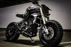 Kawasaki Ninja 650 Custom by Droog Moto Street Fighter Motorcycle, Tracker Motorcycle, Scrambler Motorcycle, Custom Tanks, Custom Bikes, Er6n, Ninja 650r, Sv 650, Motorcycle Saddlebags