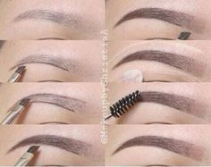 How to: ombré eyebrows!