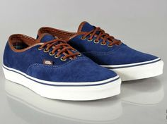 Vans Authentic Suede. I'm feeling the colors idk about the suede though.
