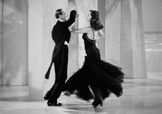 movies dancing vintage classic fred astaire rita hayworth you were never lovelier #gif from #giphy