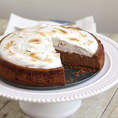 s'more cheesecake!