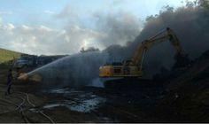 En vilo unos 20000 residentes de Guaynabo por fuego en antiguo...