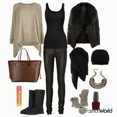 herfst outfit #pintratuin #autumnleaves