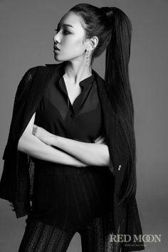 Jeon Somi, K Pop, Mini Albums, Kard Bm, Dancehall, Hip Hop, Joker, Fandom, Red Moon