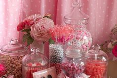 Celebrate My Whimsy: Baby Shower Styling candy buffet
