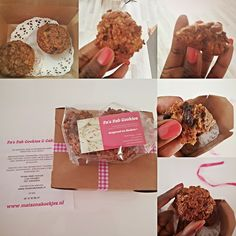 Review by www.juicesensmoothies.nl about our sugar free Oatmeal Muffins.