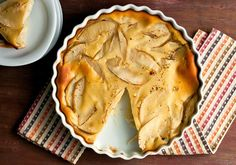 Crustless Pear Clafoutis Recipe - NYT Cooking