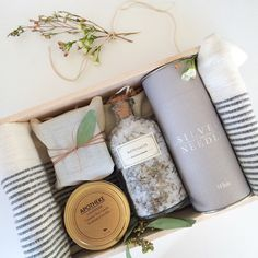 Loved and Found. Custom and curated gift boxes. #giftbaskets