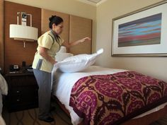 Truth behind hotel 'cleaning' practices will scare you
