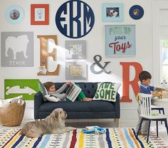 Nolan Rug | Pottery Barn Kids