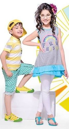 Latest Jambini Kids Eid Dresses Collection 2014-2015 For Kids (4)