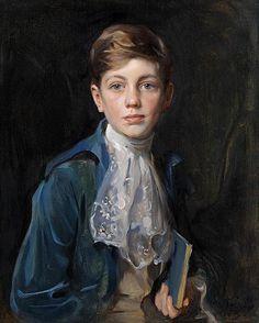 Philip Alexius de Laszlo (1869-1937) Portrait of Raymond P. Johnson-Ferguson, 1923.