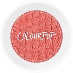 Fox blush from colourpop- hello summer♡♡ Colourpop Blush, Colourpop Cosmetics, Coral Blush, New Cosmetics, Vegan Beauty, Makeup Brands, Pretty Makeup, Beauty Supply, Makeup Junkie