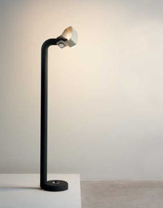 PHILLIPS : UK050308, Gino Sarfatti, Floor lamp