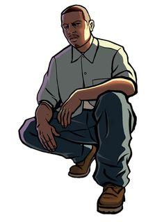 Grand Theft Auto: San Andreas   Carl Johnson