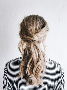 Simple Twist Hairstyles Ideas 2018