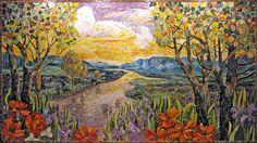 Landscape Mosaics | visit capecodmosaicworkshops com