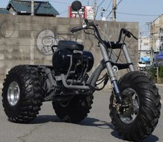 ジャイロ アップ jyro up カスタム 改造 Mini Motorbike, Trike Motorcycle, Mini Bike, Scooter Custom, Custom Bikes, Tricycle, Eletric Bike, Homemade Go Kart, Vespa Bike