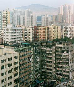 Secret Slums: Ramshackle Rooftop Villages of Hong Kong