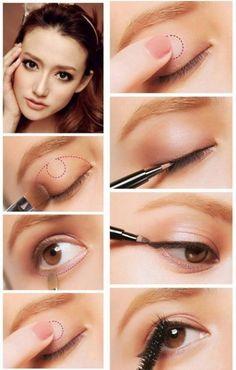 Asian Look #makeup #pictorial