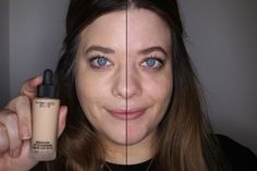 Every MAC foundation tested on half a face