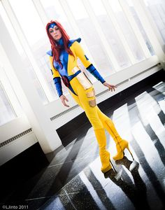 Jean Grey costume