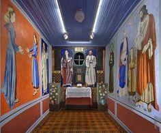 Capelinha da Nonna - Candido Portinari