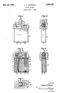 Vintage Petrol Lighters That Were Built to Last: Thorens