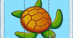 three piece puzzle for kıds Puzzles For Kids, Games For Kids, Infant Activities, Activities For Kids, Tier Puzzle, Ocean Animal Crafts, Bottle Cap Projects, Puzzle Crafts, File Folder Activities