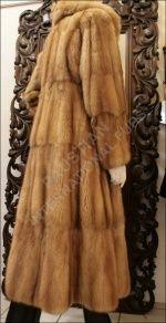 vintage sable coat by Fendi