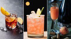 Elledecoration.se - världens största inredningstidning Bartender Drinks, Alcoholic Drinks, Bellini, Vodka, Chips, Pudding, Wine, Ethnic Recipes, Sweet