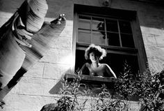 Lee Miller - cool chick; Roland Penrose Estate, England 2013. The Penrose Collection. All rights reserved