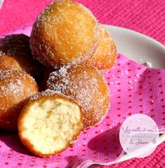 Brownie recipes 601300987730280103 - Beignets Express Hyper Moelleux Source by martinevenegas Donut Recipes, Brownie Recipes, Chocolate Recipes, Dessert Recipes, Chocolate Donuts, Happy Cook, Carnival Food, Louisiana Recipes, Western Food