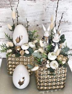 Easter Flower Arrangements, Easter Flowers, Easter Colors, Floral Arrangements, Easter Gift, Easter Crafts, Easter Table Decorations, Christmas Decorations, Christmas Crafts For Gifts