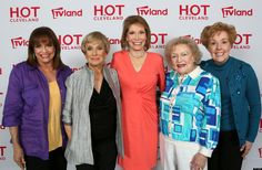 "The ladies of ""The Mary Tyler Moore Show"" will appear together again on a September episode of TV Land's ""Hot in Cleveland."" Description from cnn.com. I searched for this on bing.com/images"