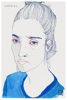 Carla Fuentes, #carlafuentes, illustration
