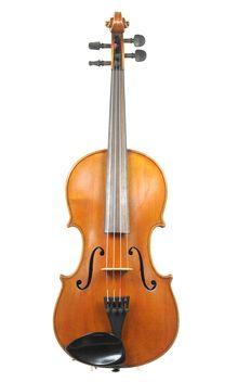 Antique German #violin, 1920's, Markneukirchen - € 950 at Corilon violins - https://www.corilon.com/shop/en/item707_1.html