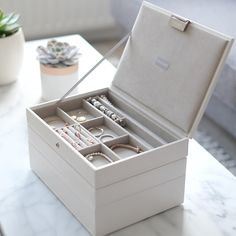 Stackers Jewellery Boxes - Create Your Own jewellery Box