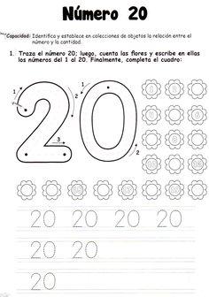 El número 20: cinco años
