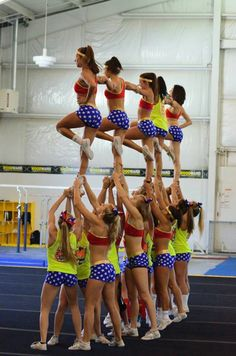 I want these practice clothes Cheer Practice Outfits, Cheer Outfits, Cheer Camp, Cheer Dance, Cheerleading Pictures, Cheer Pictures, Cheer Quotes, Cheer Sayings, Cheer Stunts