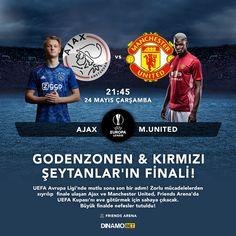 Büyük heyecana tanık olmaya hazır mısın? Ajax & Manchetser United karşı karşıya! www.dinamobet23.com #dinamobet #ajax #manchesterunited