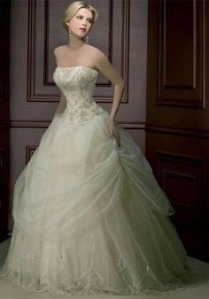 Pin by Candice Huang on Fairy Tale Wedding Bridal Dress
