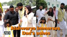 WATCH: Aishwarya immerses Dad's ashes at Sangam with Abhishek, Aaradhya , http://bostondesiconnection.com/video/aishwarya_immerses_dads_ashes_at_sangam_with_abhishek_aaradhya/,  #aishwarya–abhishek #AishwaryaAbhishekmovie #AishwaryaimmersesDad'sasheswithAbhishek #AishwaryaRaiBachchan #aishwaryaraibachchanforcannes #aishwaryaraibachchanhouse #AishwaryaRaiBachchan'sfatherdeath