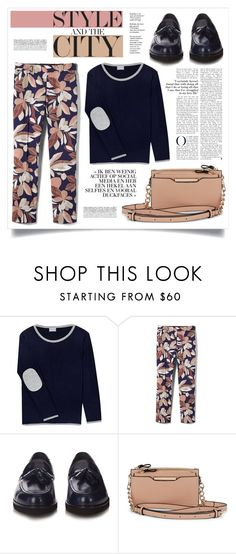 """""""STYLE CITY"""" by virgamaleva ❤ liked on Polyvore featuring Orwell + Austen, Banana Republic and Tod's"""