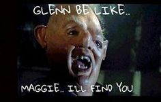Walking Dead Season 7 Premiere Memes - Chunk from Goonies