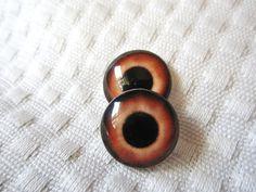 16mm glass eyes