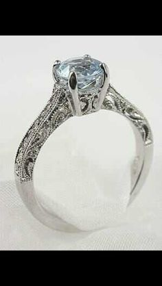Love the details but would change the stone to a sapphire